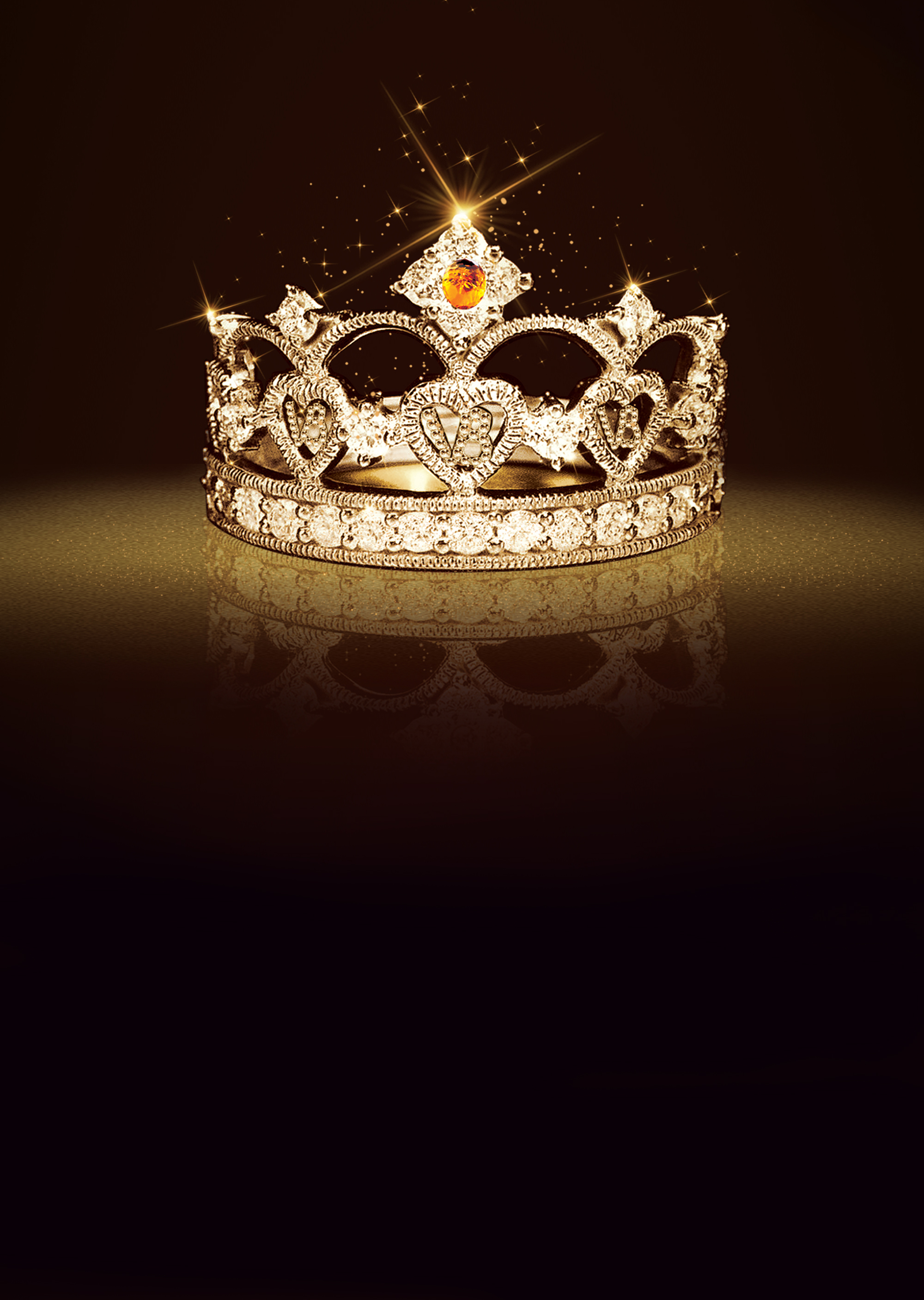Crown Cosmetics Background Poster Queen Crown Diamond Background Image For Free Download