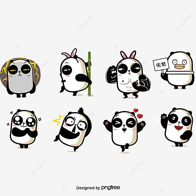 Как нарисовать каваи панду
