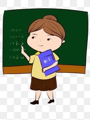 """动漫资讯  当老师变成了主播,才发现在线互动多难 相关""""卡通老师上课""""图片"""
