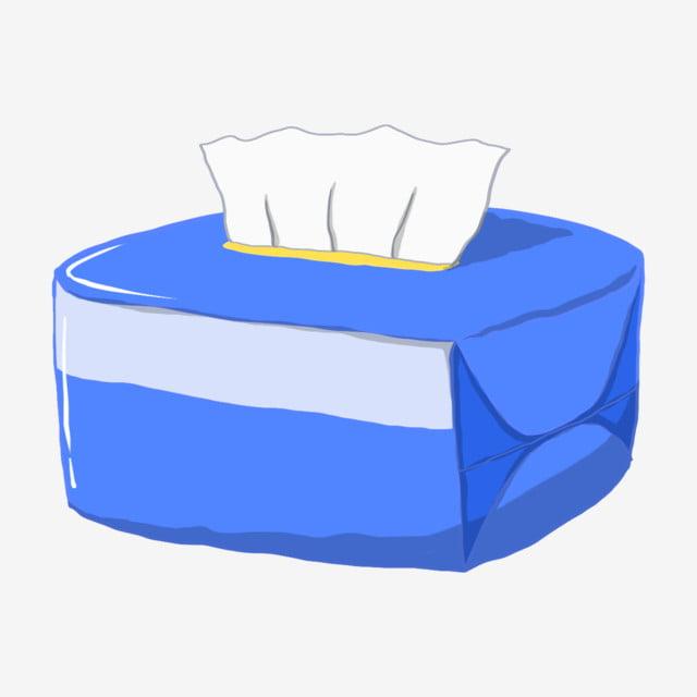 手绘纸巾 蓝色抽纸 卡通湿巾 擦手纸巾图片