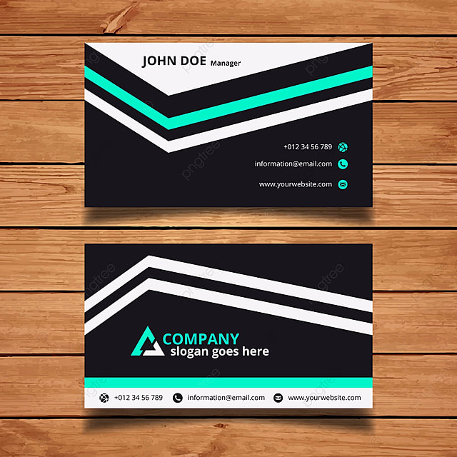 Basic Business Card Template