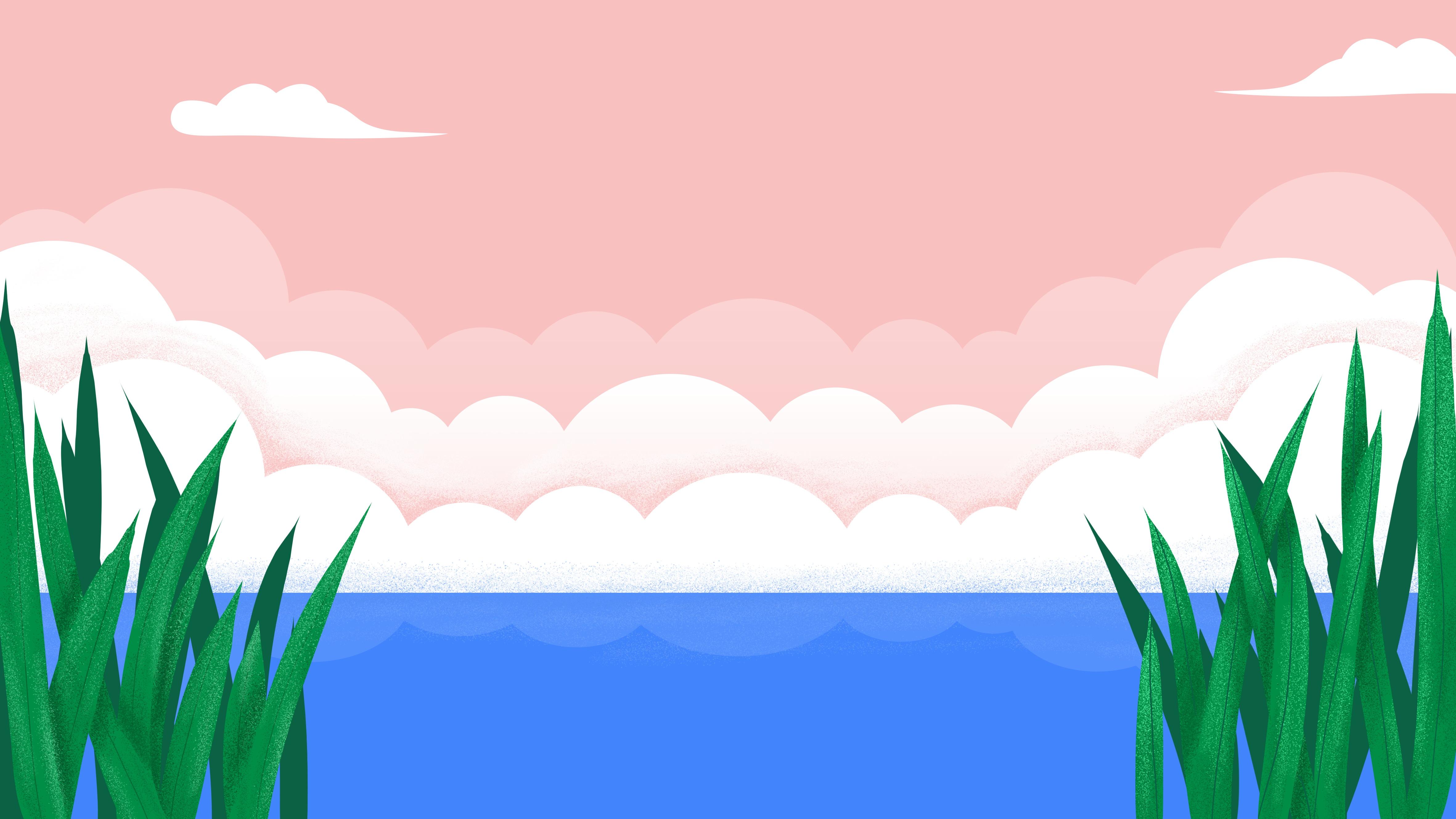 Gambar Kartun Rumput Hitam Putih Wwwtollebildcom