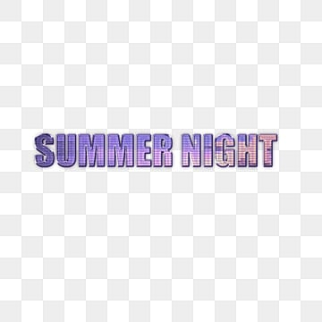 creative crystal summer night fonts Fonts