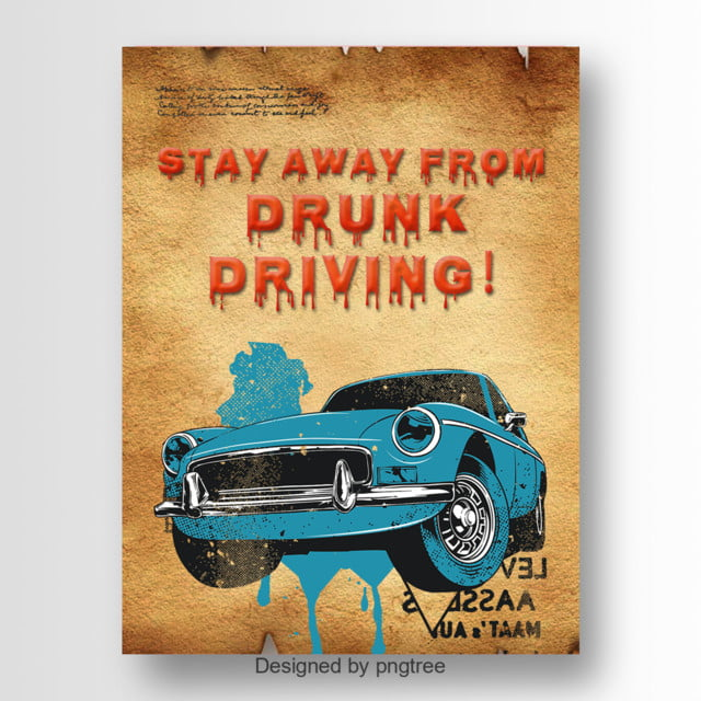 Vintage Drive Poster Art Font For Free Download