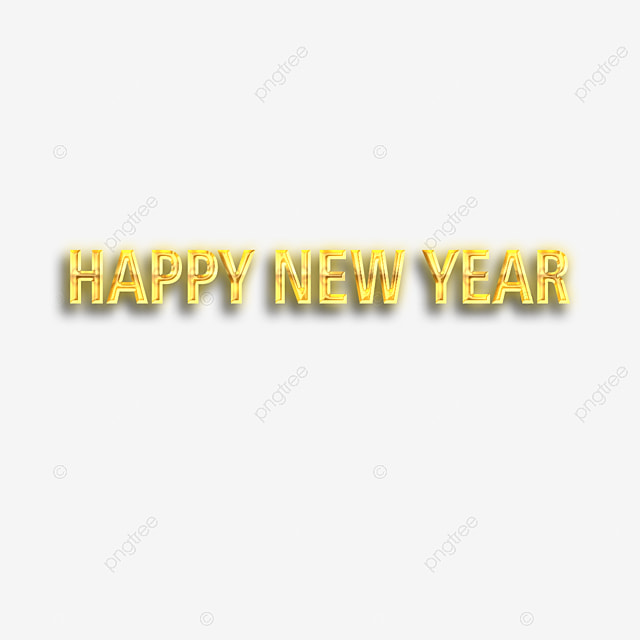 Happy New Year Letter 67