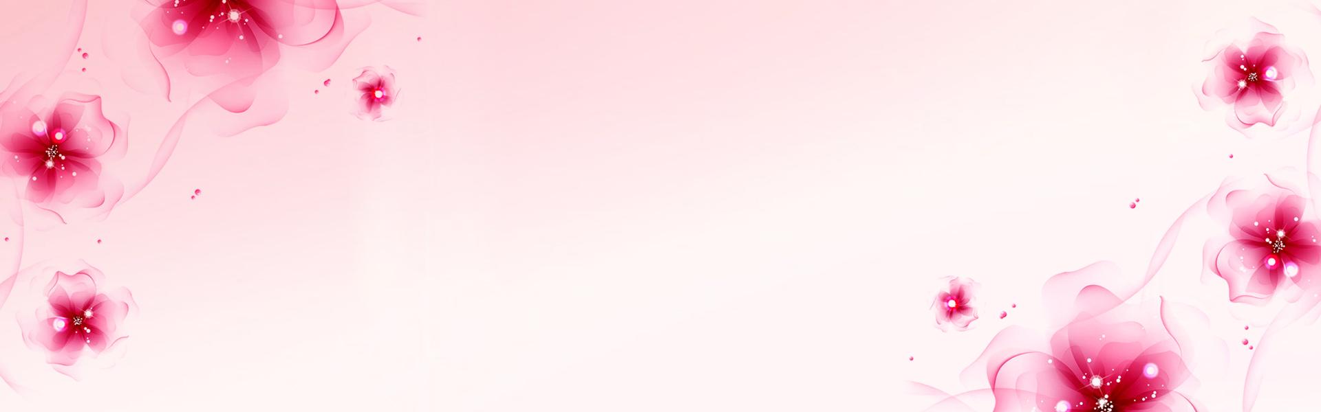 Traum Muster hintergrund, Schattierung, Rosa Blumen, Pink Fantasy ...