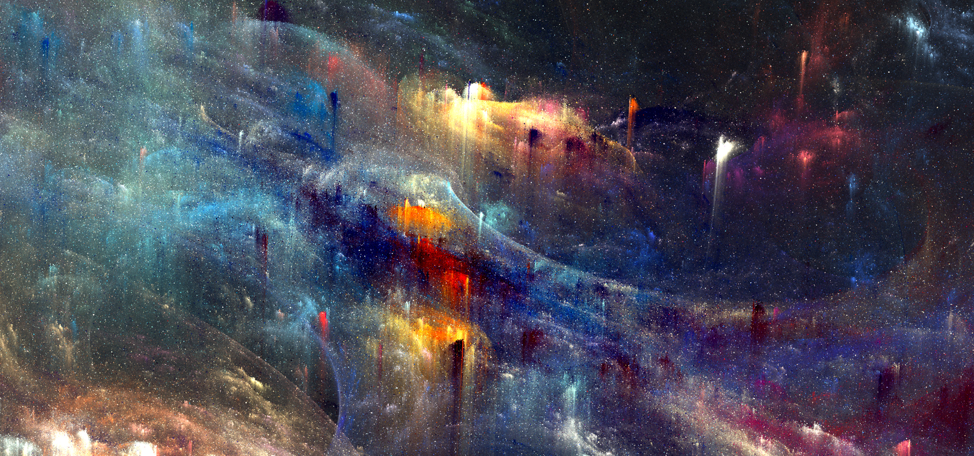 watercolor dream oil painting background  watercolor