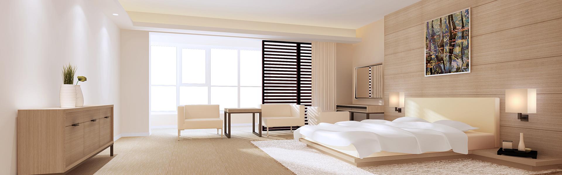 Stanza interni mobili a casa sfondo lampada appartamento