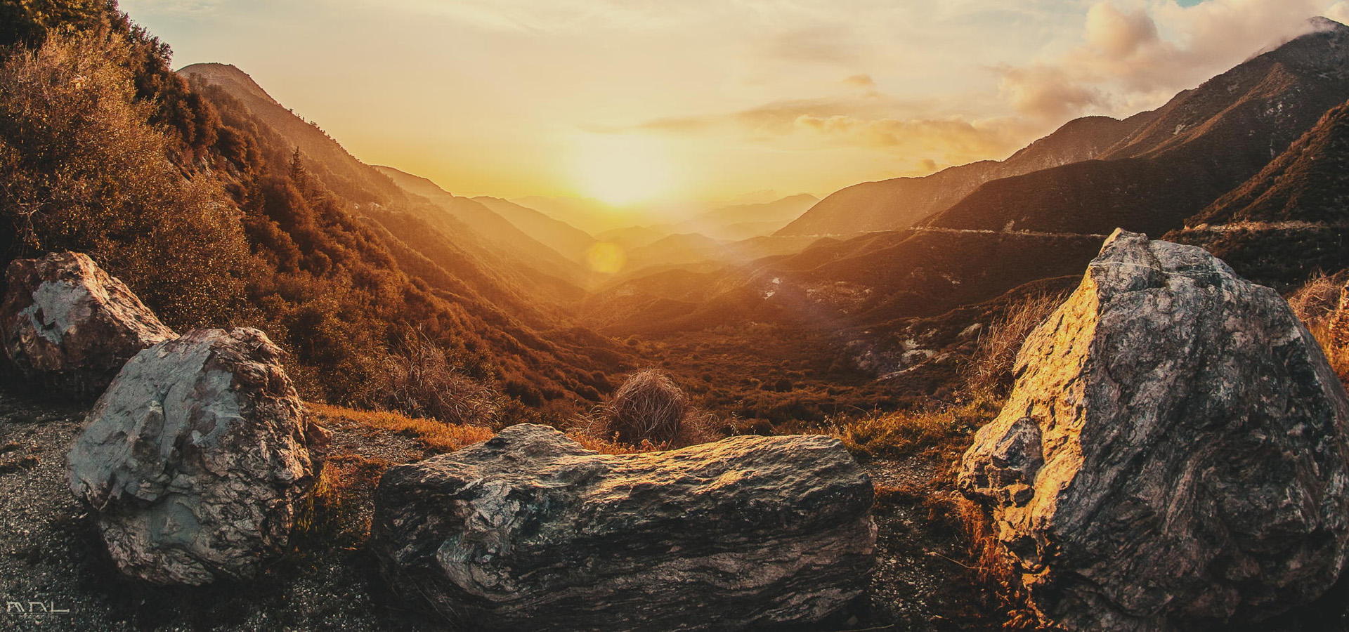 background  dusk  highway  mountain background image for