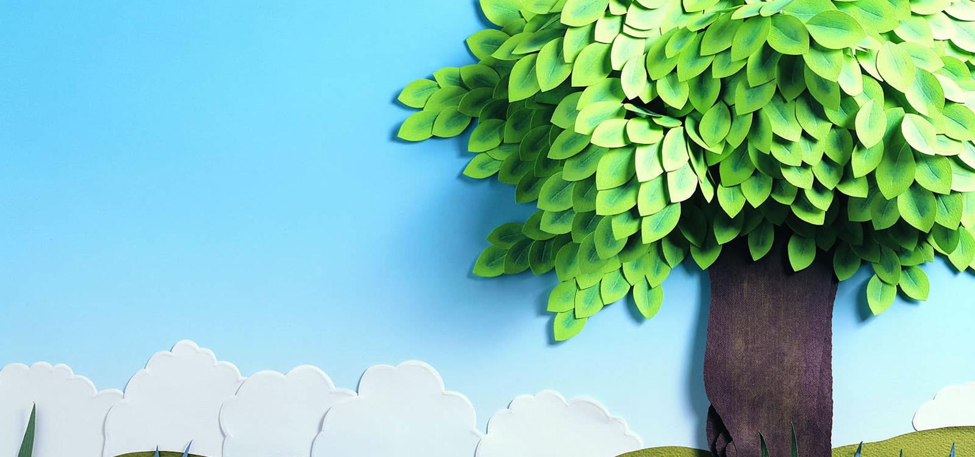 Cartoon Background, Cartoon, Trees, Giant Background Image ...