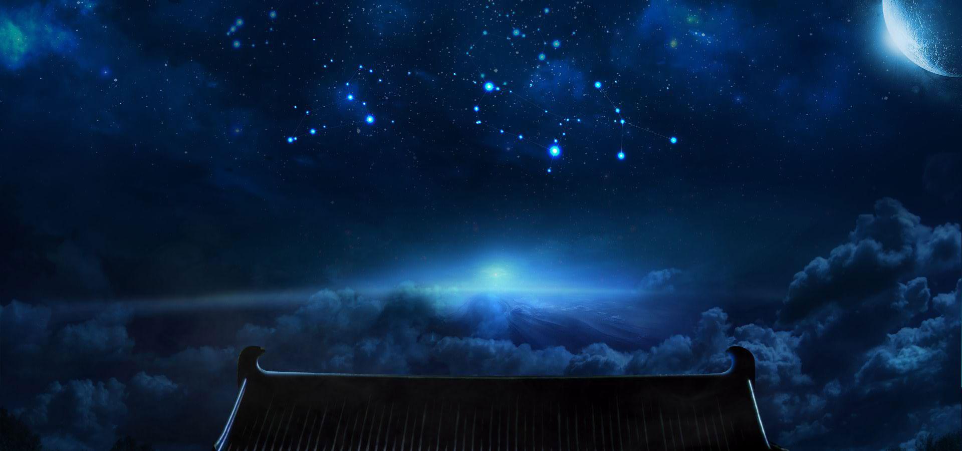 banni u00e8re de nuit myst u00e9rieuse de fond la nuit myst u00e9rieux