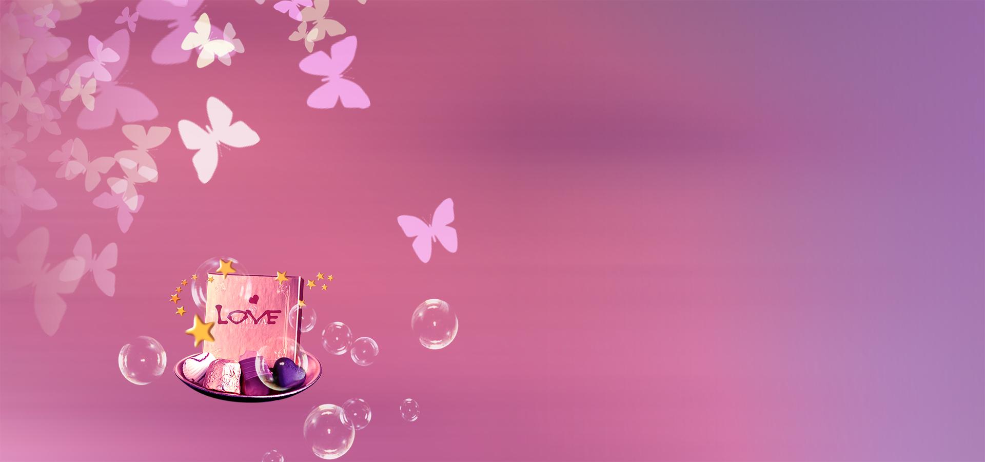 bulles d arri u00e8re plan de papillon rose de fond rose de la