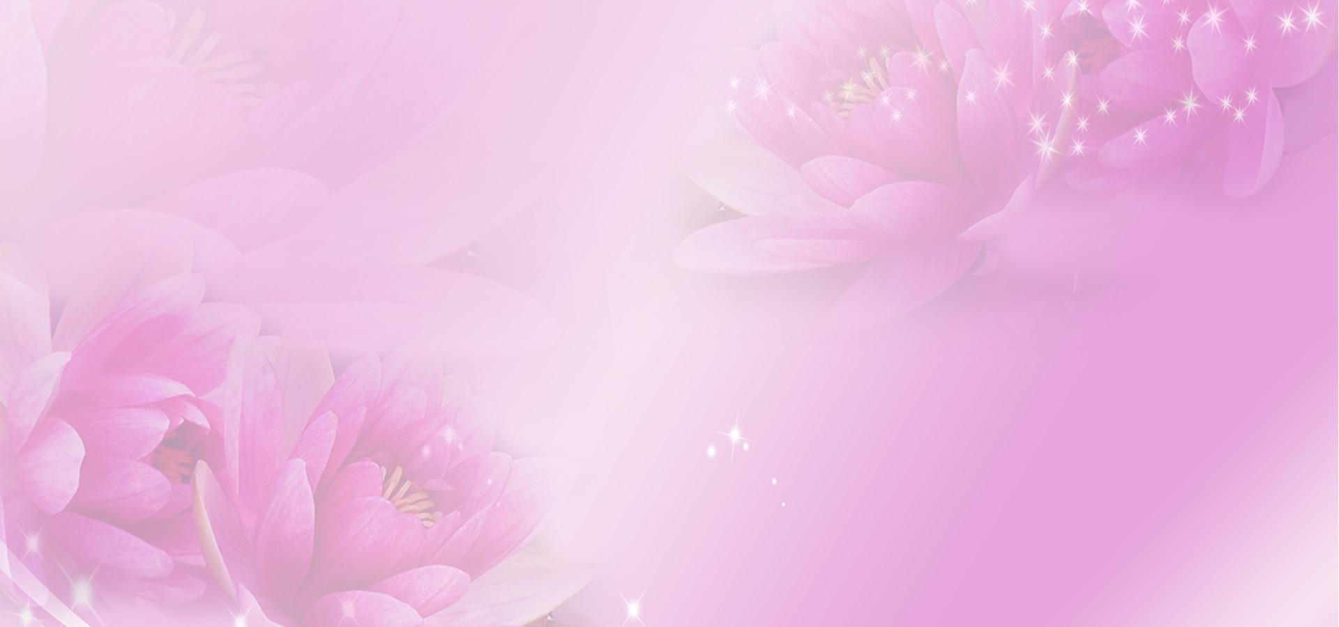 Beautiful Banner Background Hd: Beautiful Purple Flower Background Banner, Purple