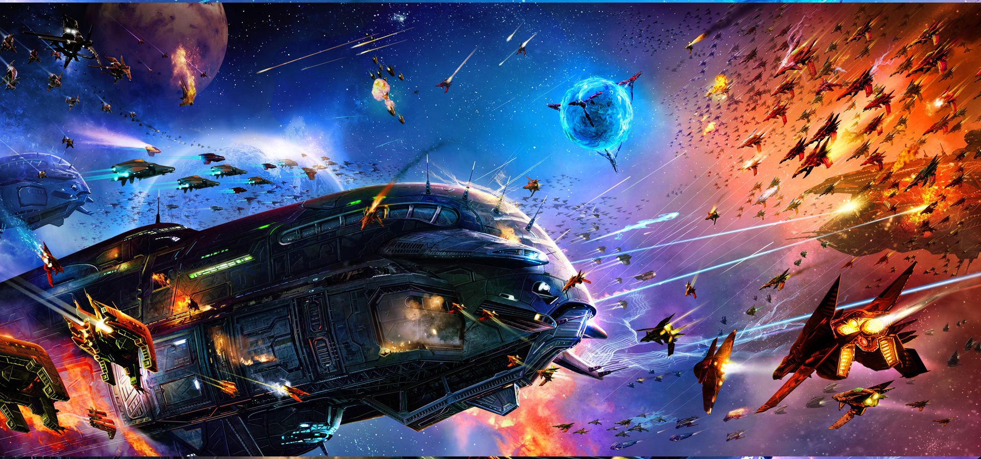 Star Wars Battle Backgrounds: Future Of The Universe Battle Scenes, Spacecraft, Star