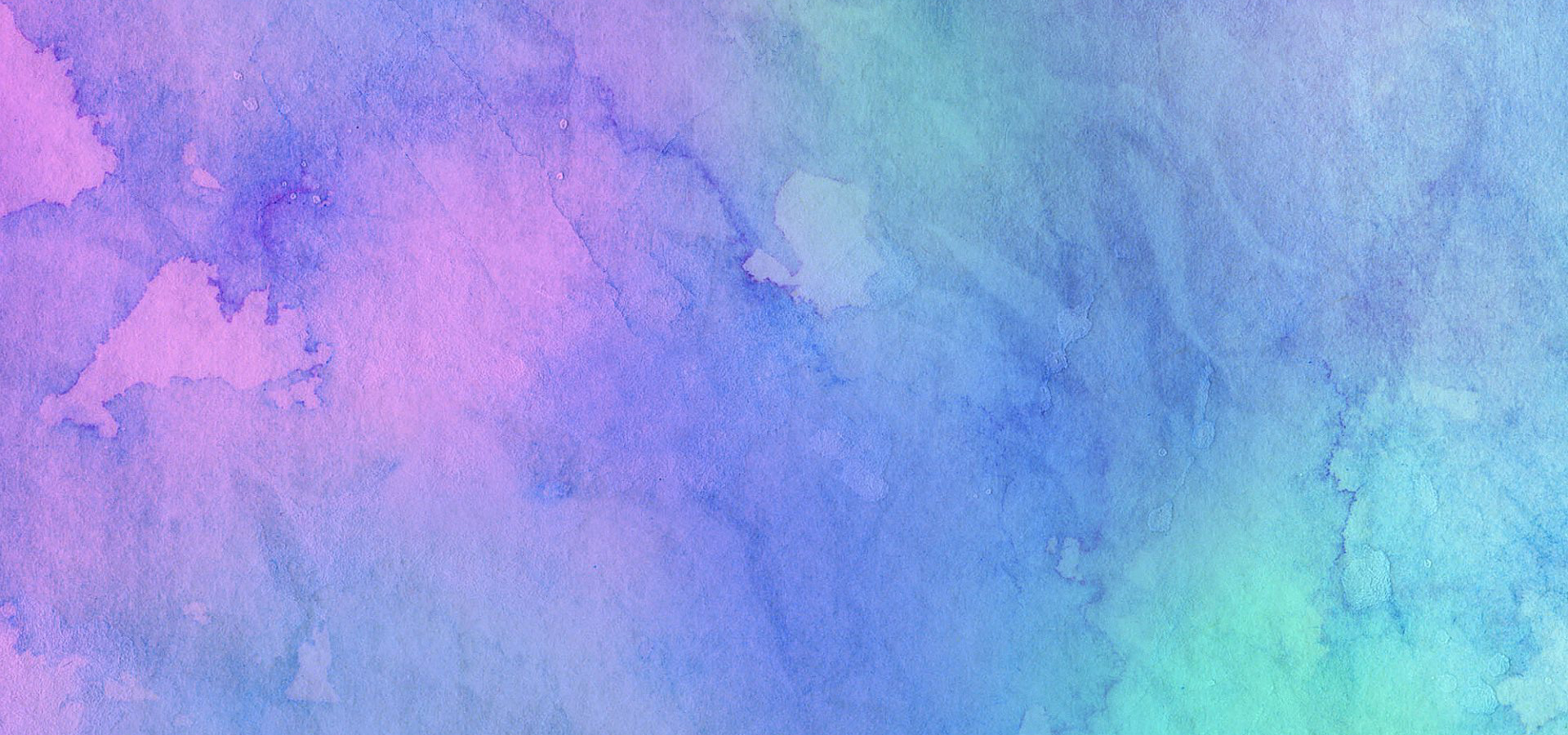 Blue And Purple Watercolor Poster Shading Background