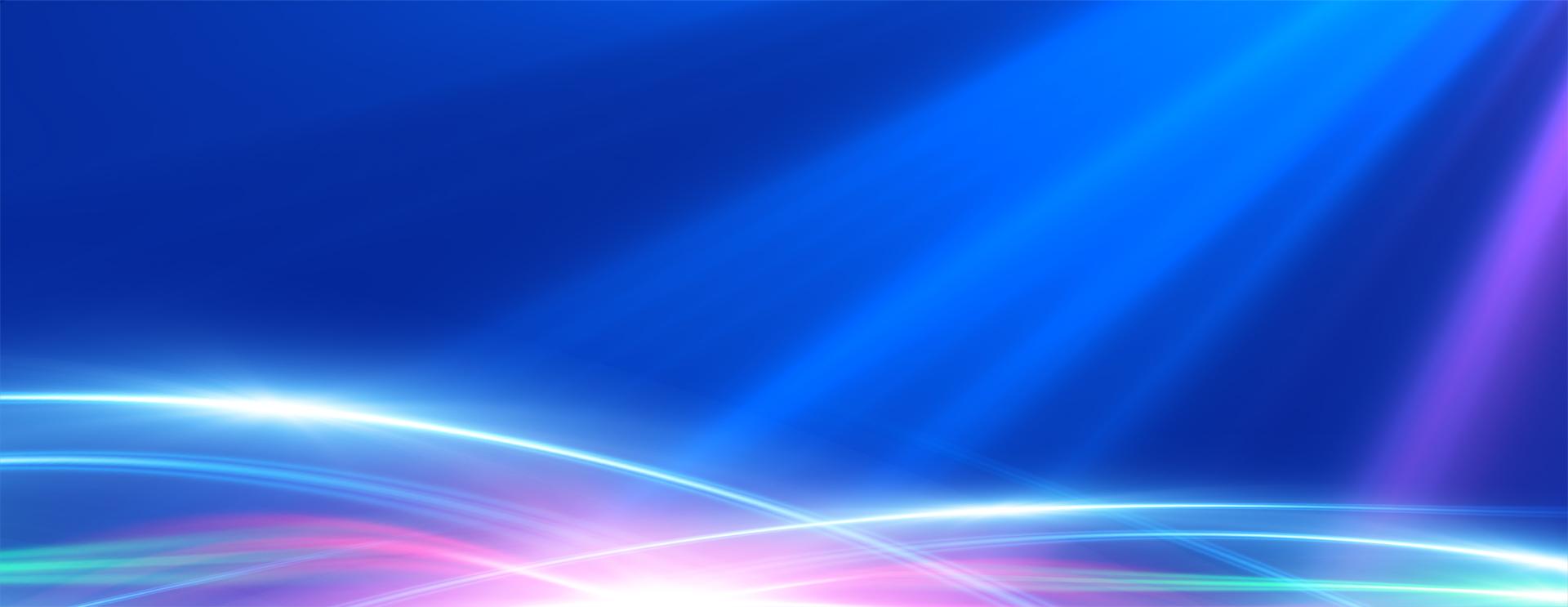 ลำแสงสีฟ้าพื้นหลัง