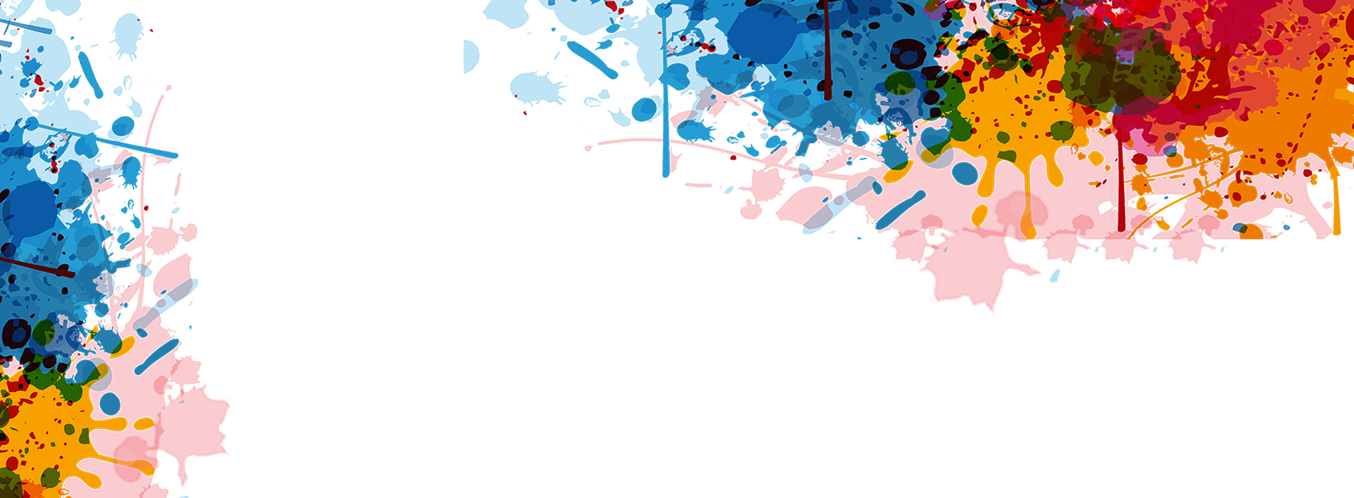creative watercolor splatter background  watercolor