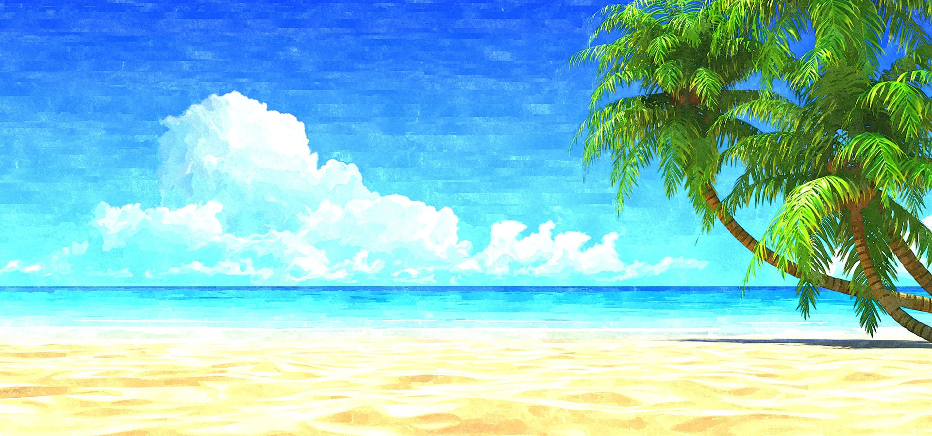 beach watercolor beach watercolor painting background
