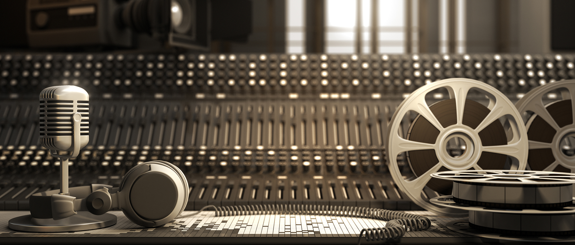 Studio background recording studio microphone - Music recording studio wallpaper ...