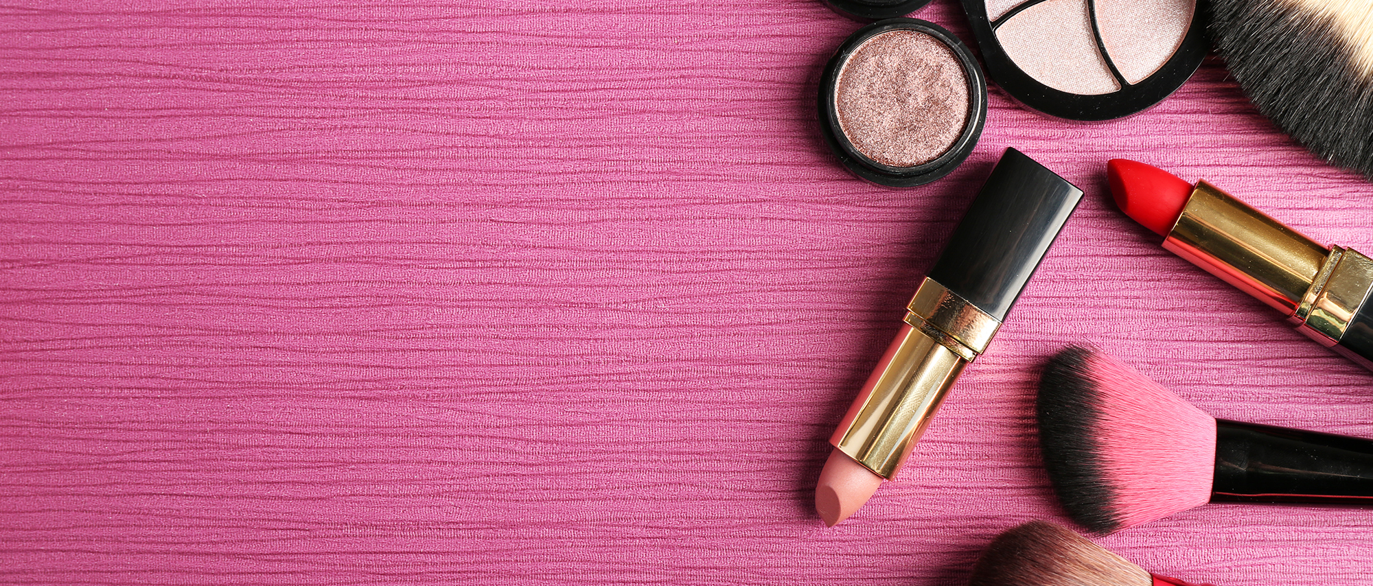 Pink Background, Pink, Makeups, Cosmetic Background Image ...