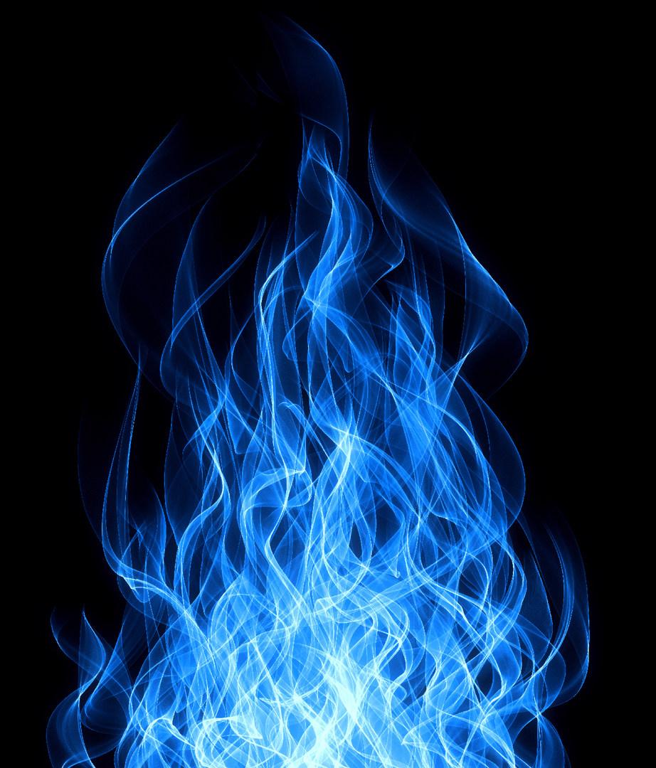 flamme bleue h5 cool bleu flamme cool image de fond pour