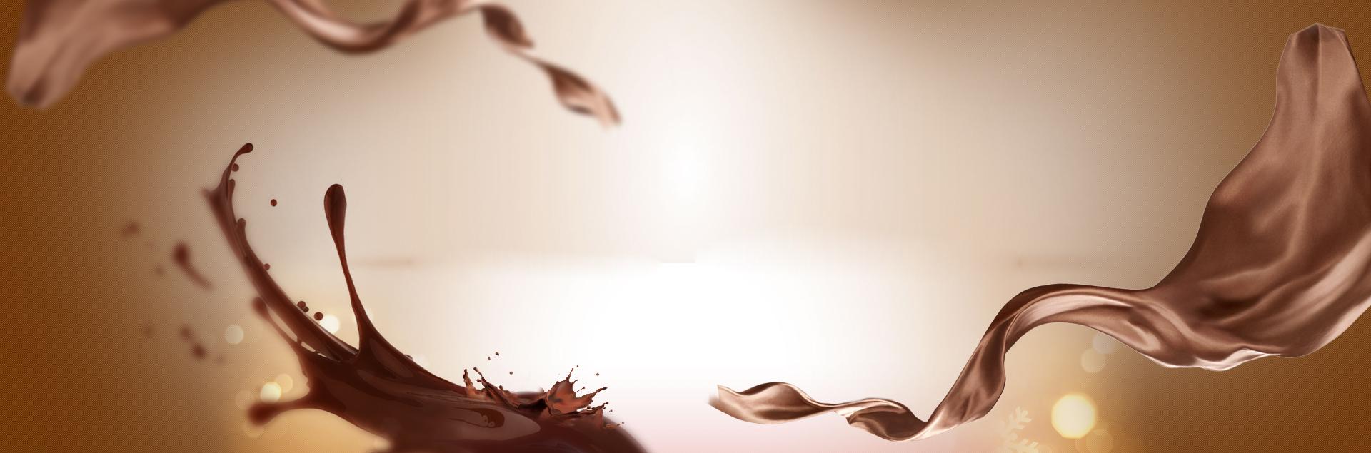 White Chocolate Background Wallpaper