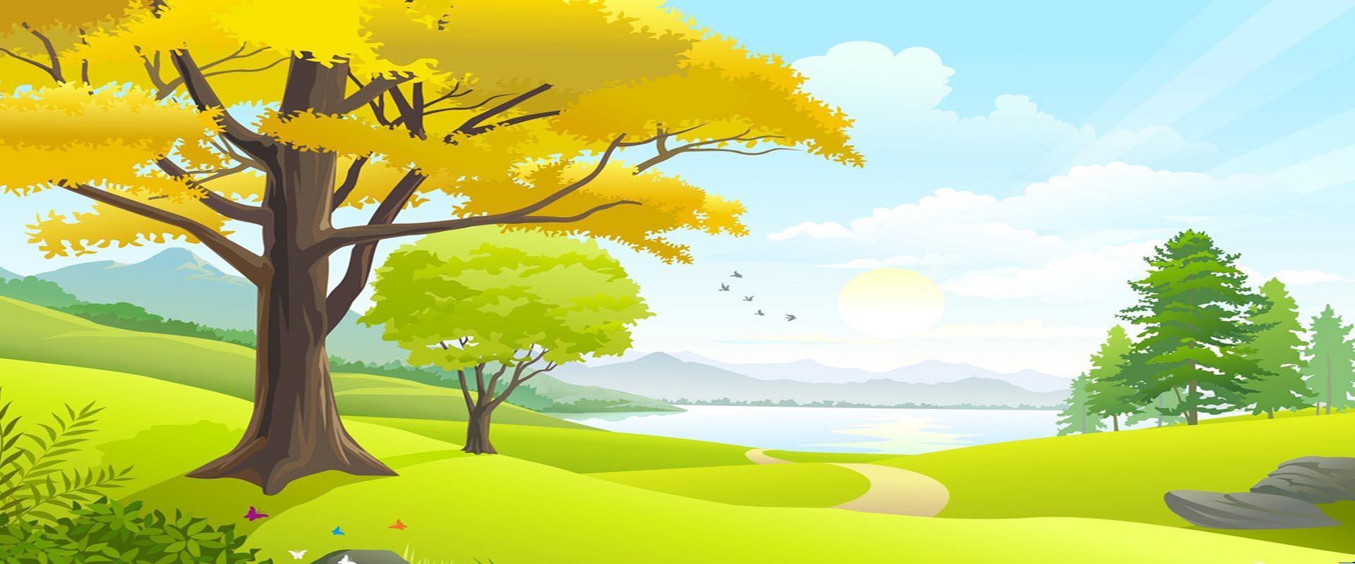 le dessin de l arri u00e8re plan innocence dessin de l arbre