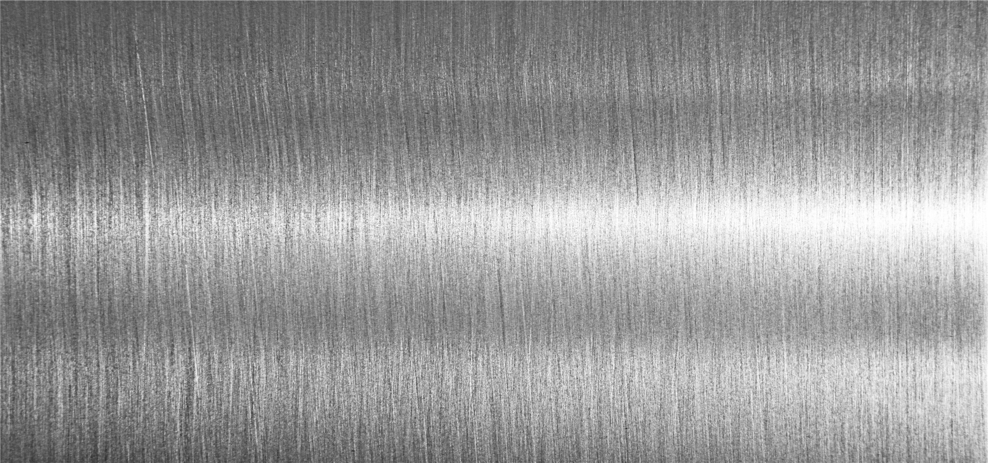 Purple Hearts Wedding Brushed Stainless Stee...