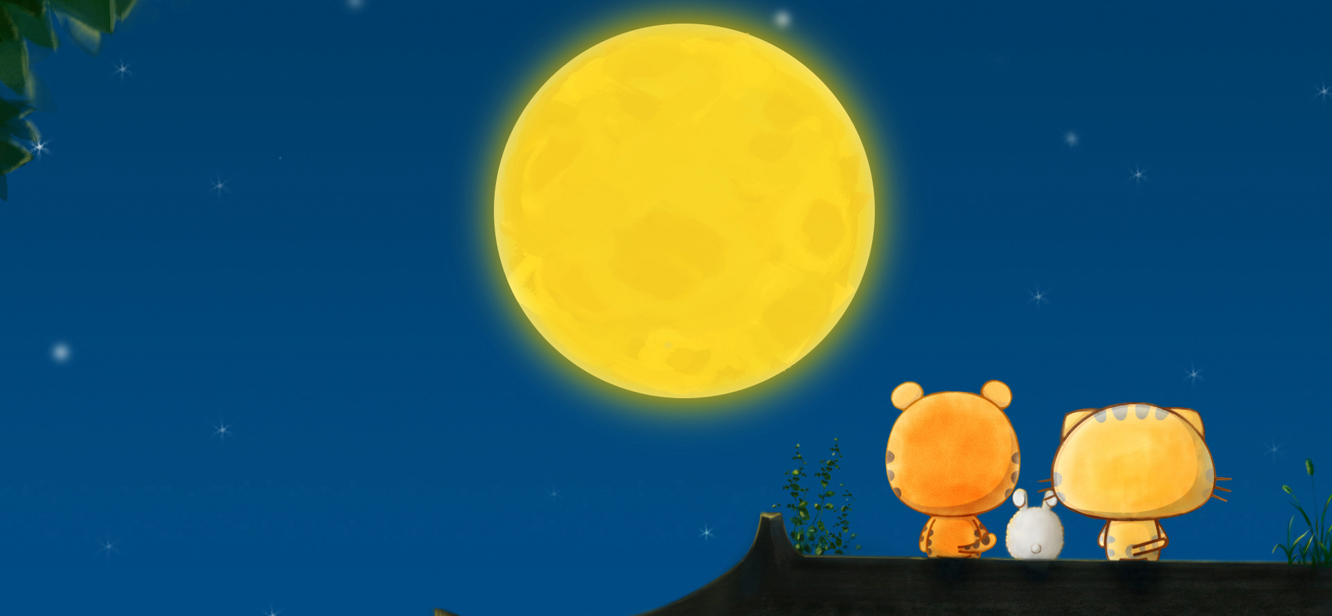 Луна в картинках детей