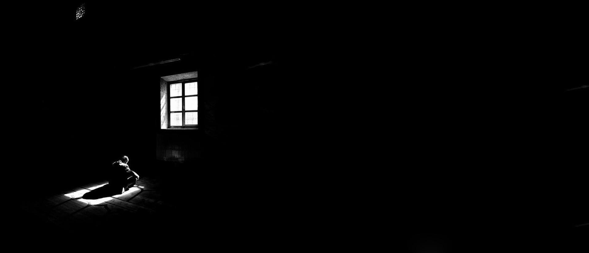 Lonely Black And White Lonely Black And White...