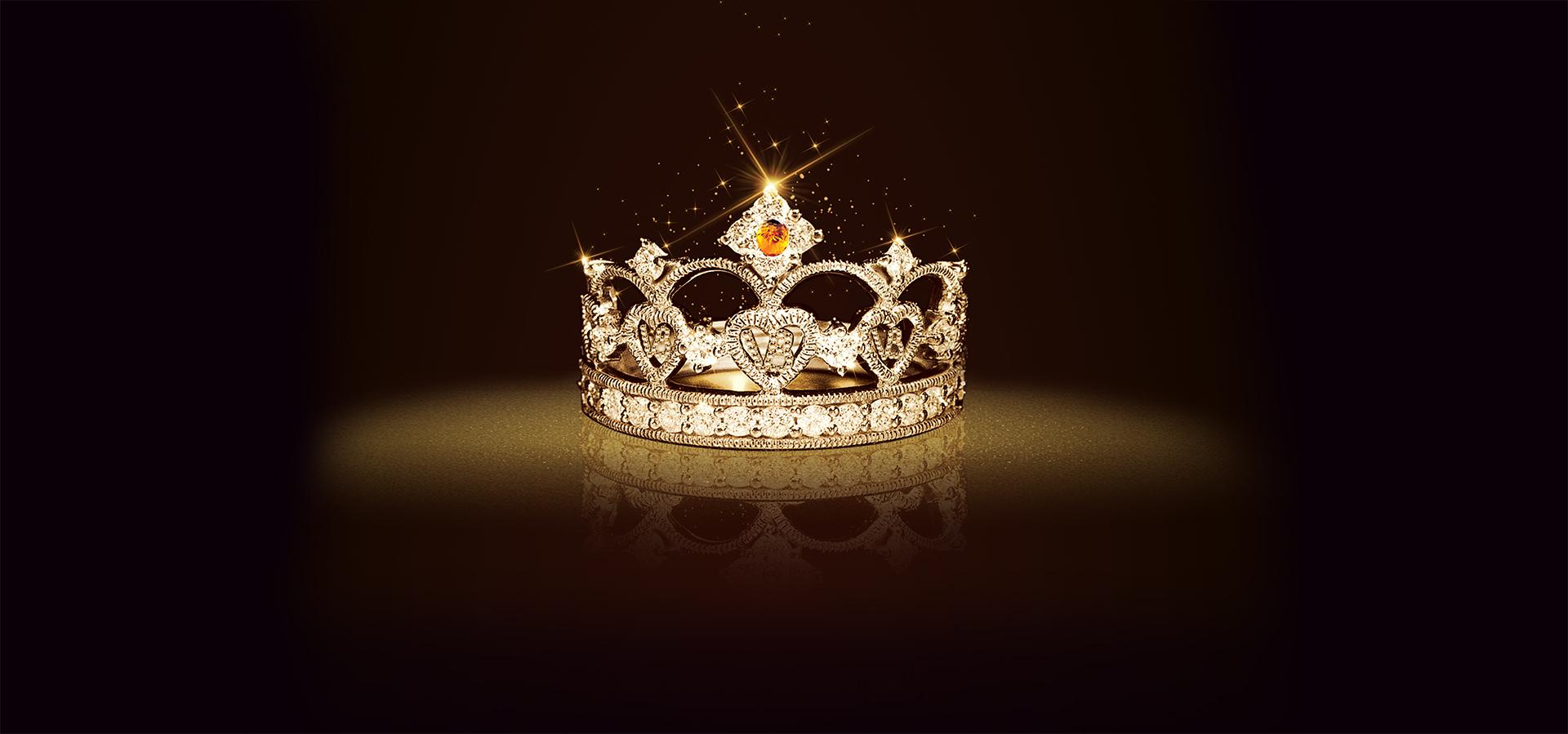 Crown Domineering Black Background, Imperial, Crown, Black ...