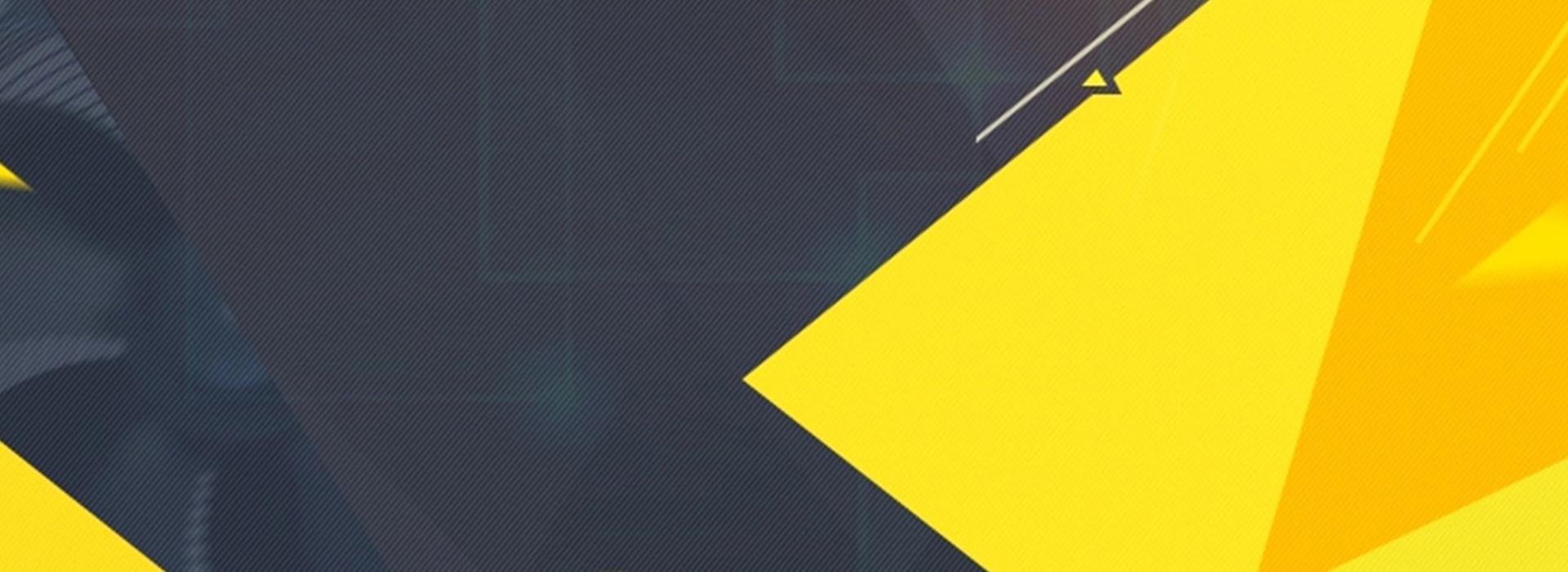 fondo geom u00e9trico la geometr u00eda amarillo black imagen de