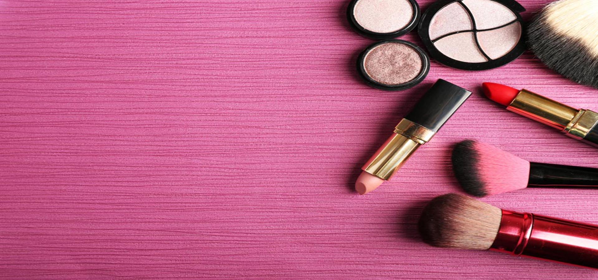 batom maquiagem cosm u00e9ticos produtos de higiene pessoal background p u00f3 facial fazer escova imagem