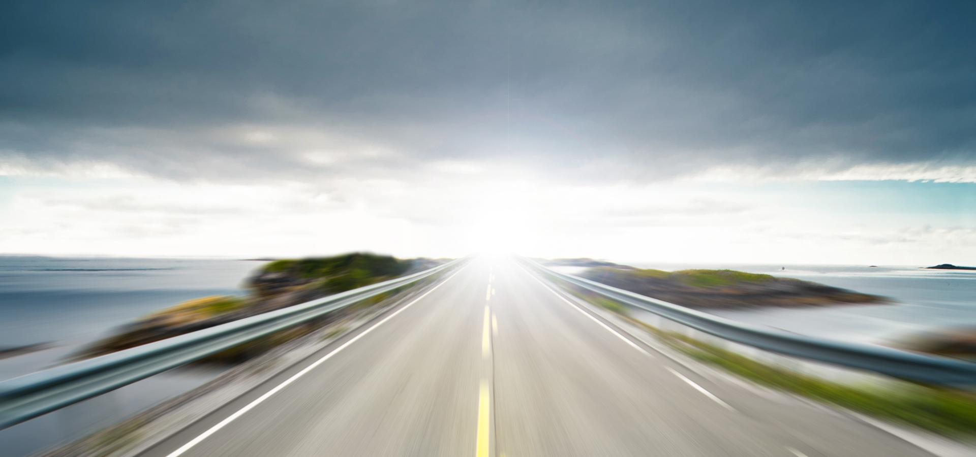 autoroute de fond autoroute automobile vitesse image de