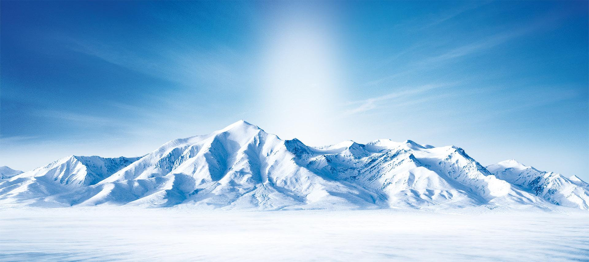 blue snow mountain  blue  snow  mountain background image