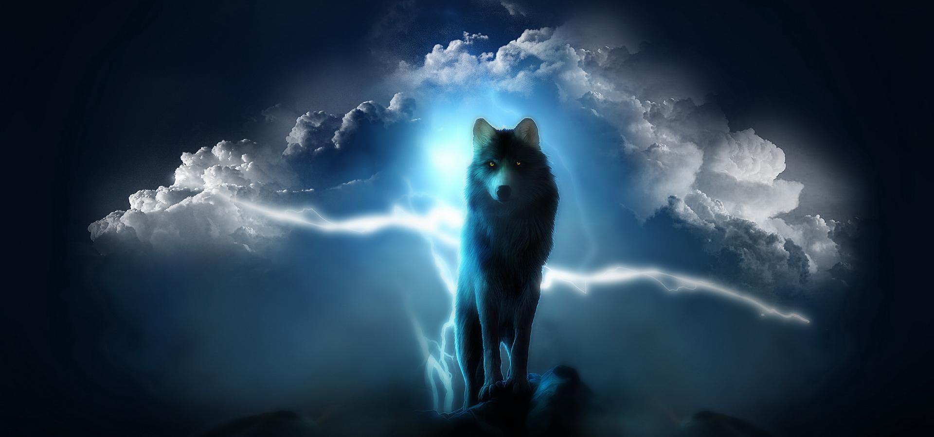 Fantasy animals landscape background dream animal - Cool animal wallpaper light ...