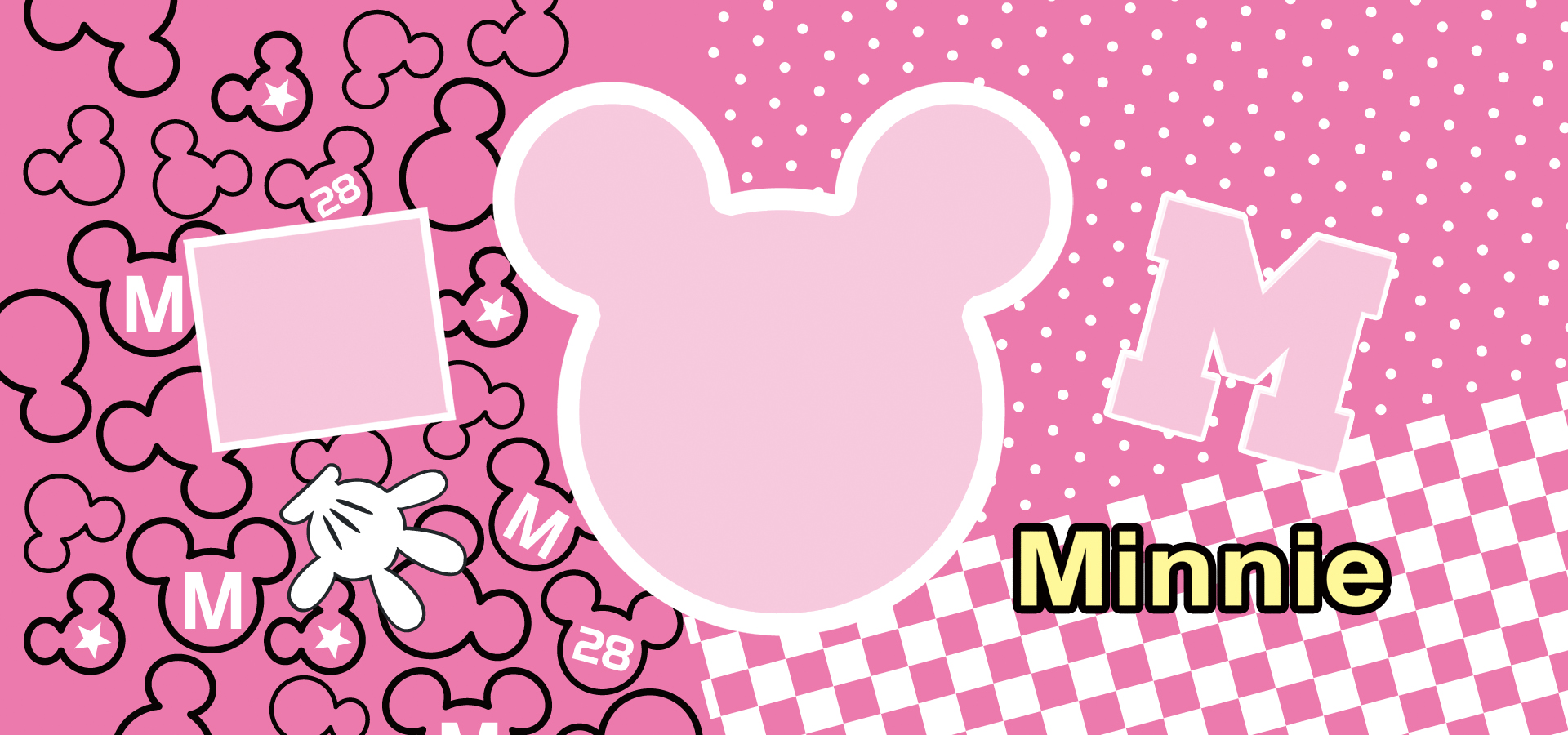 disney minnie pink background  pink  minnie  disney