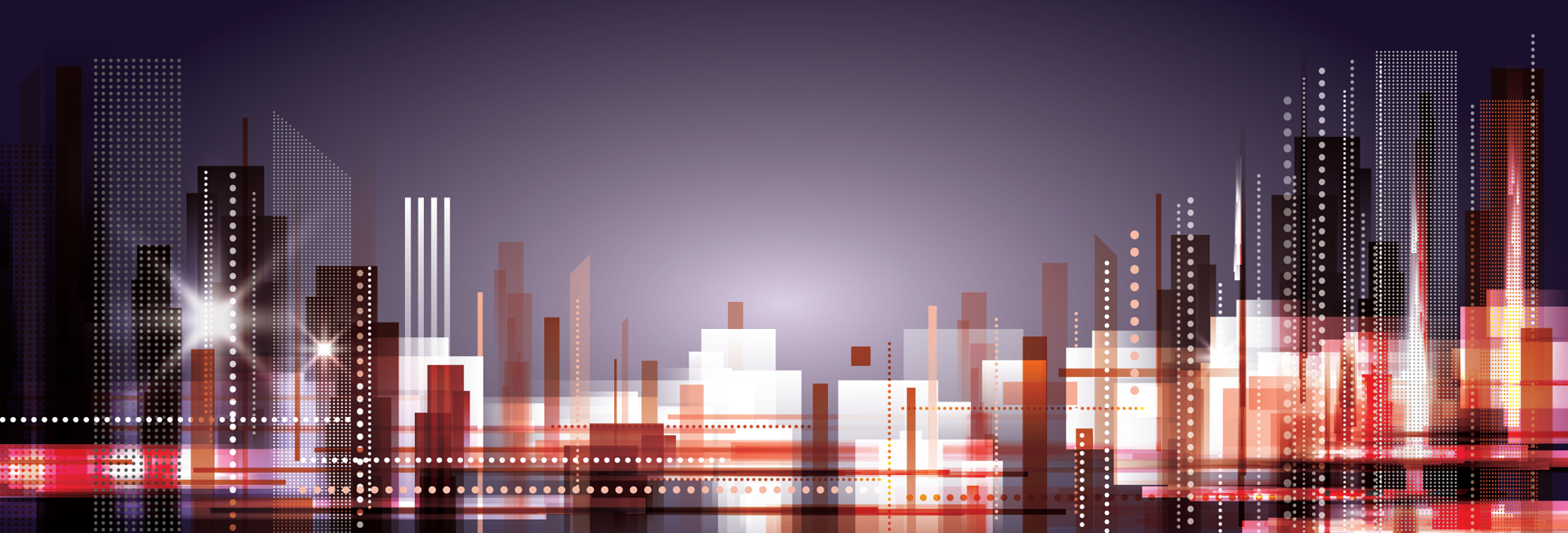 city silhouette banner background  city  silhouette  flat