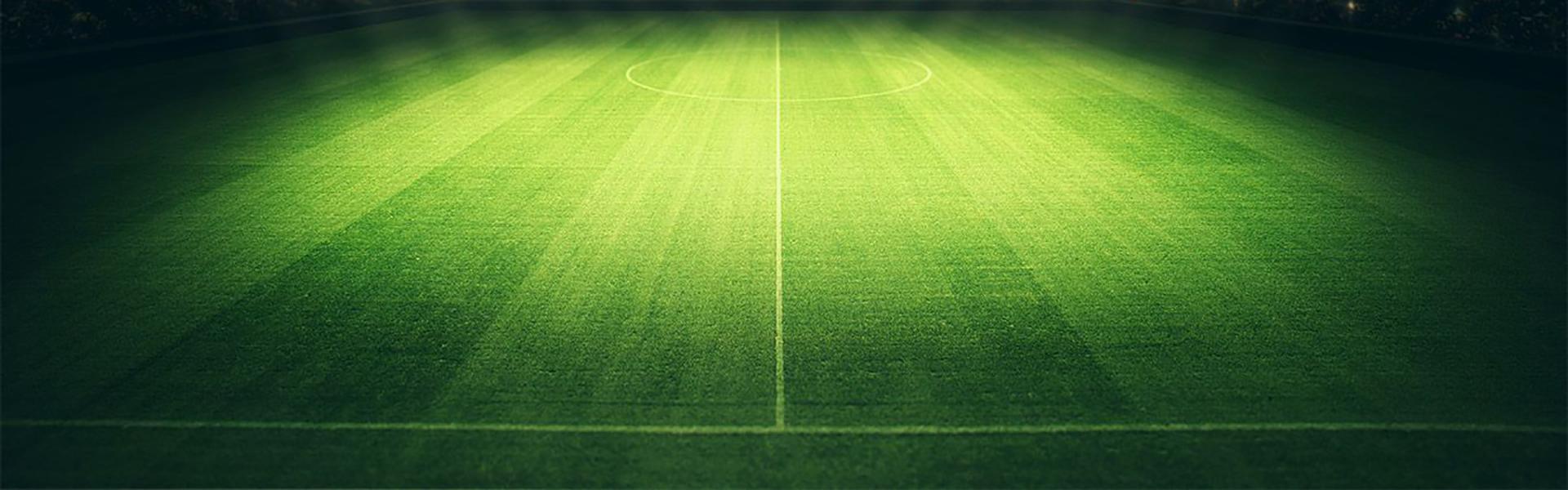 de l u0026 39 herbe laser pelouse dispositif contexte plante stade de football le printemps image de fond