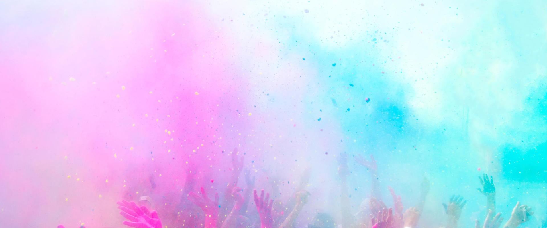 Free Photo Watercolors Rainbow Colors Lilac: Powder Purple Watercolor Background, Purple, Art