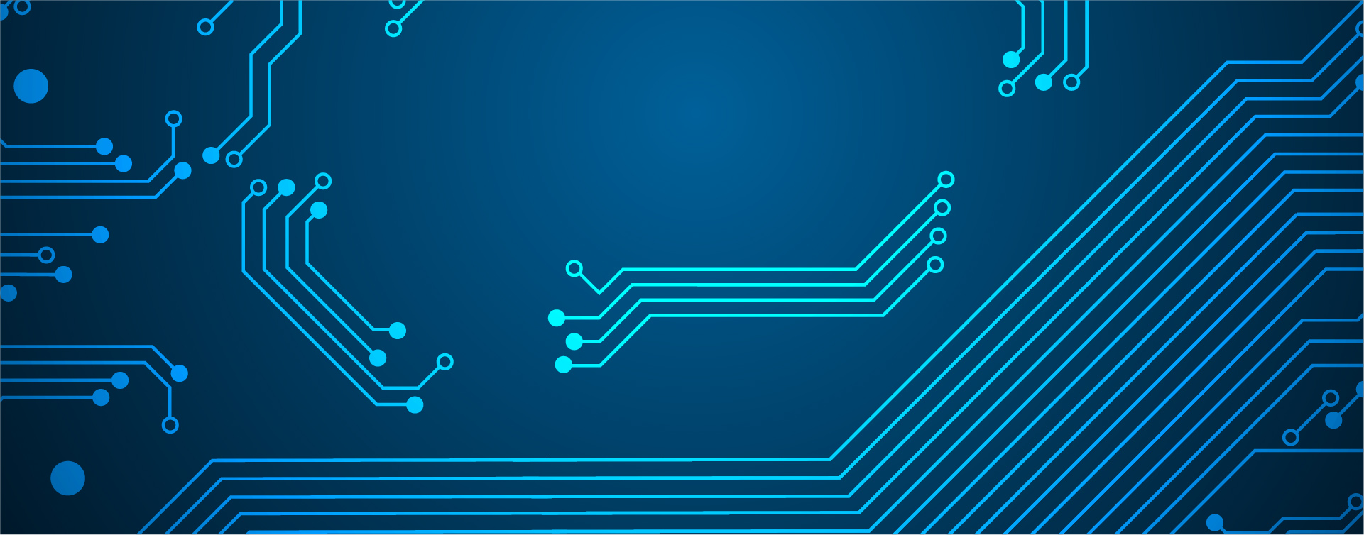 Blue Circuit Board Background Image For Free Photo Of Abstract Vector With High Tech Download