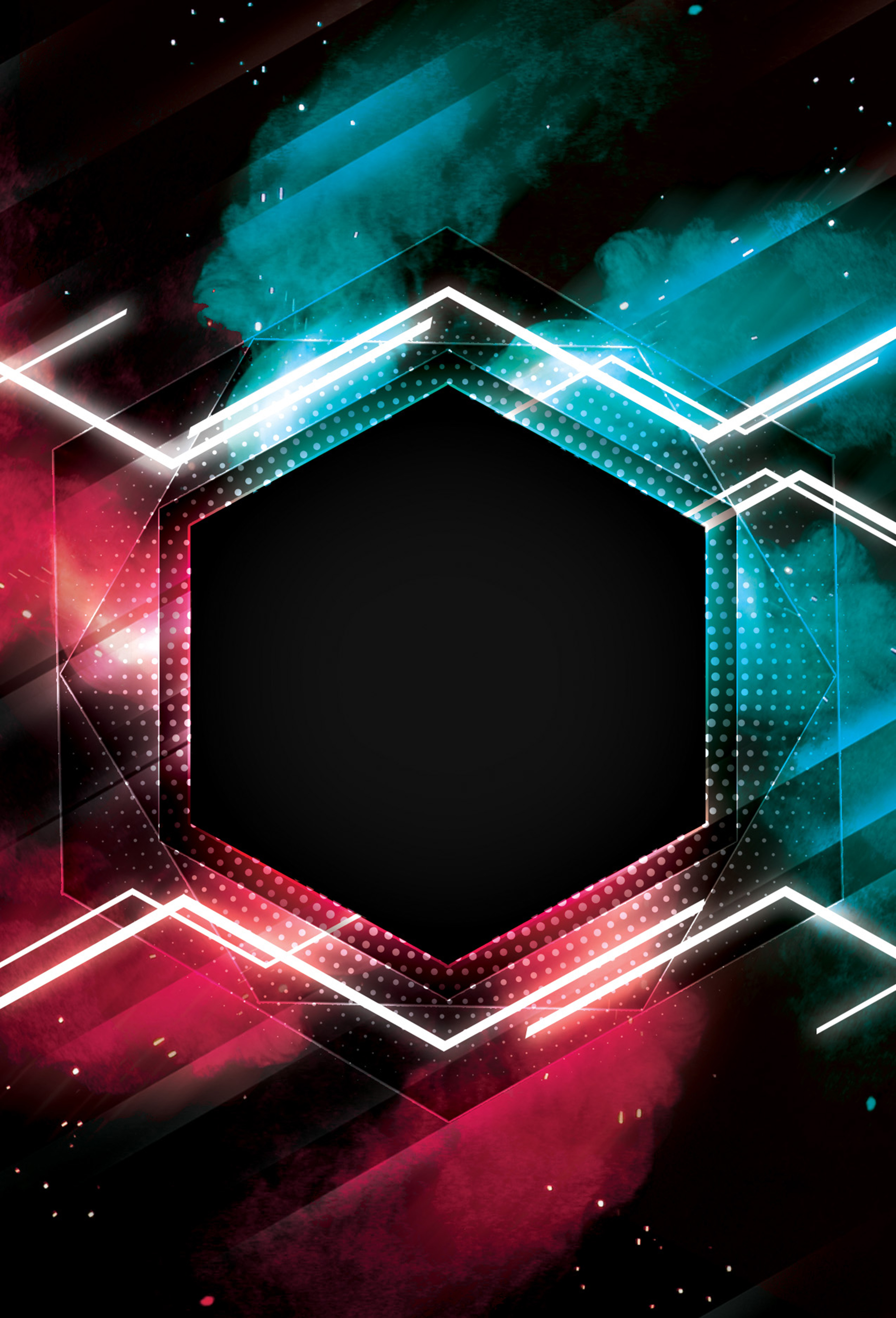 cool geometric poster background  poster  geometry