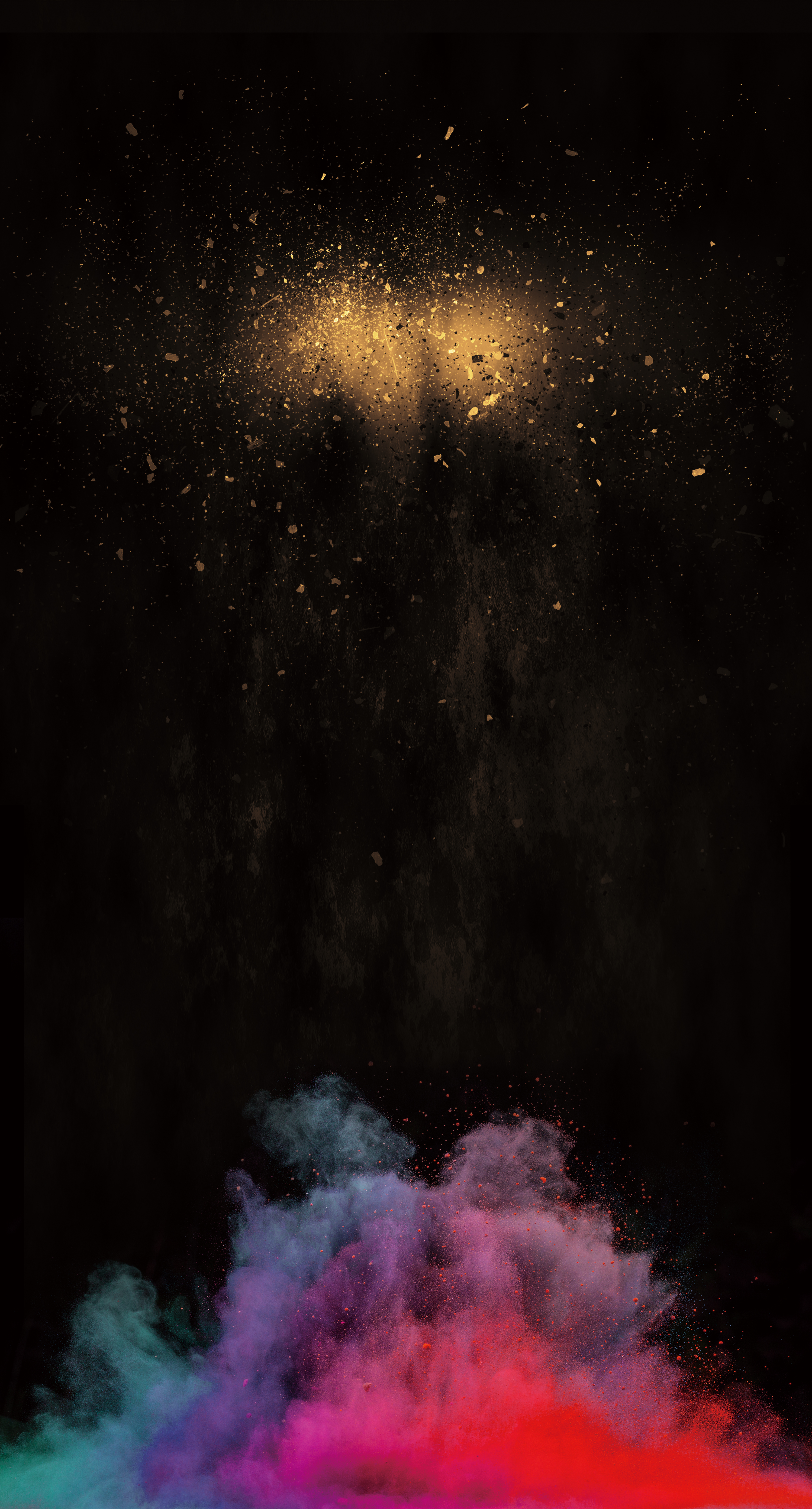 Color Smoke Background, Smoke, Scrap, Black Background ...