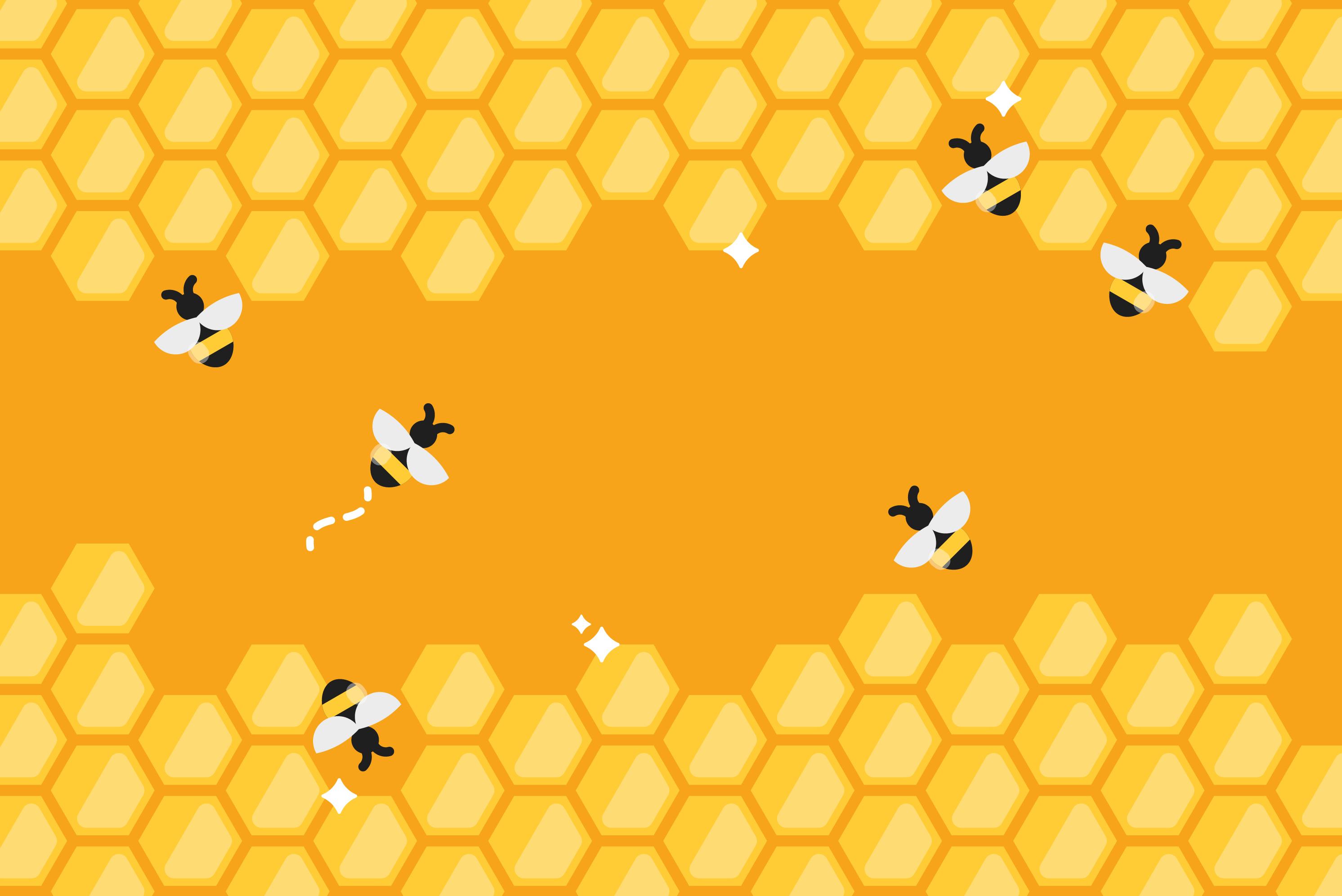 Wallpaper red yellow beehive honeycomb hexagon #892100 ... |Yellow Honeycomb Wallpaper