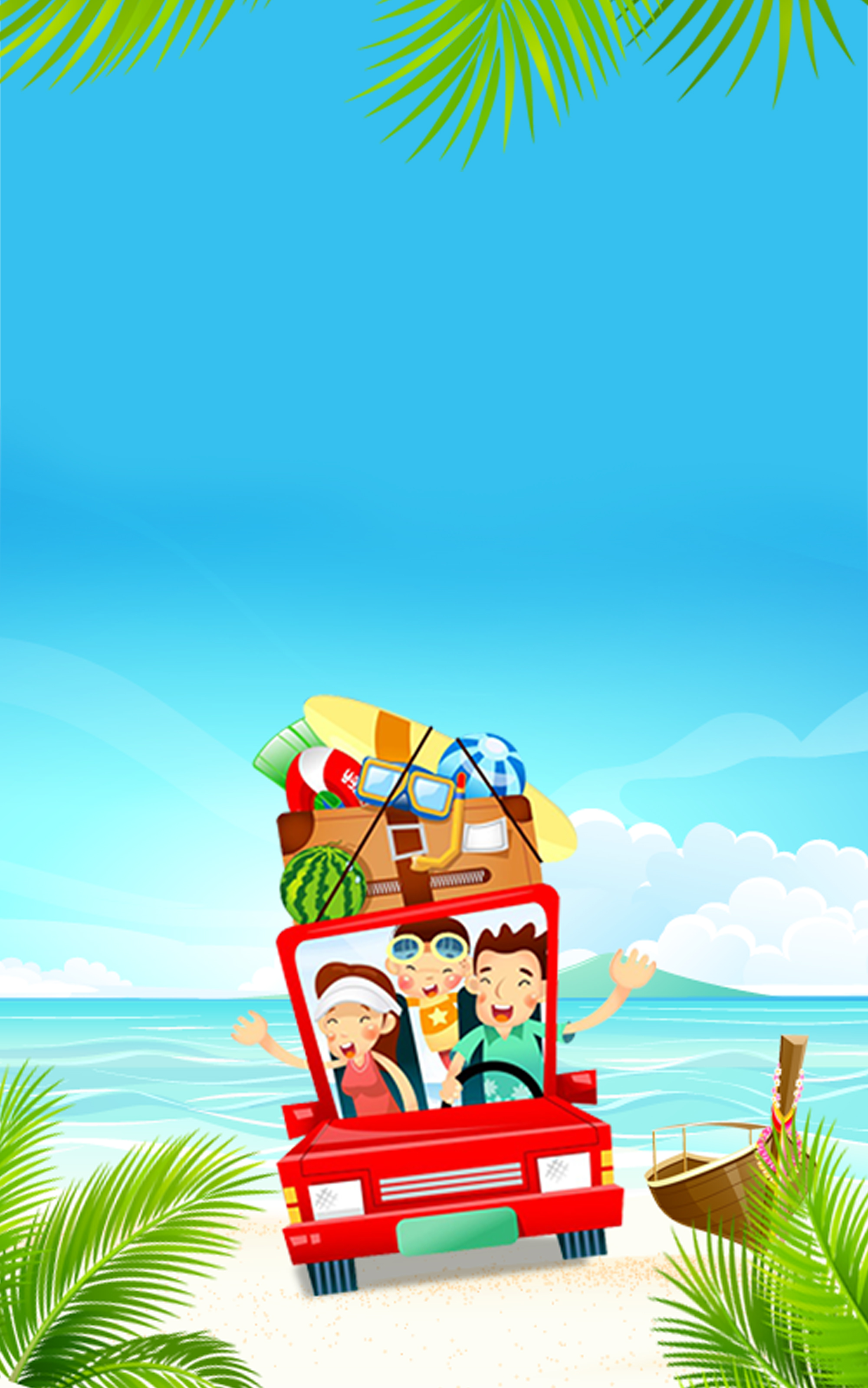cartoon family travel posters  travel  posters  cartoon
