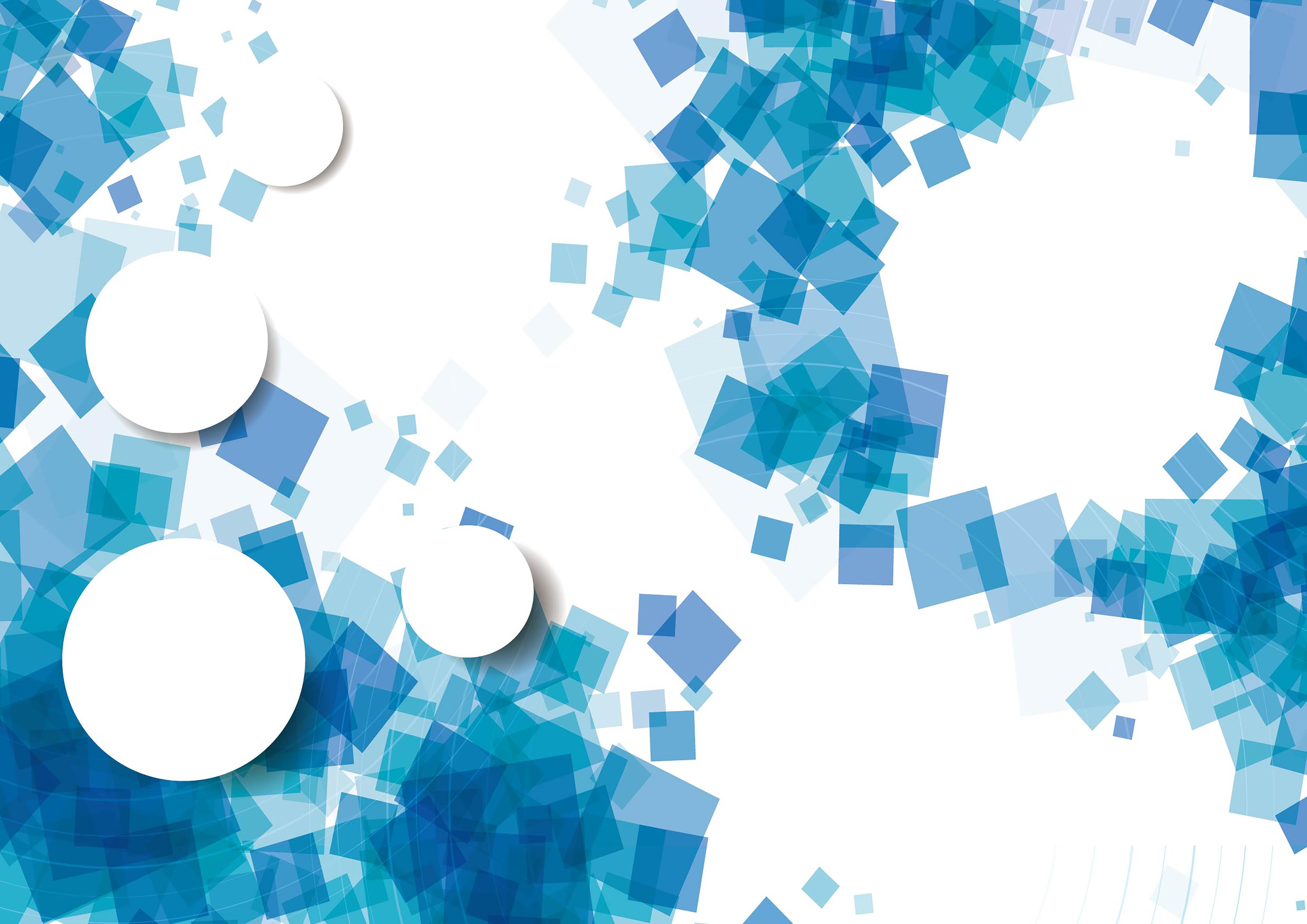 vecteur de fond bleu dans l abstrait g u00e9om u00e9trique p bleu