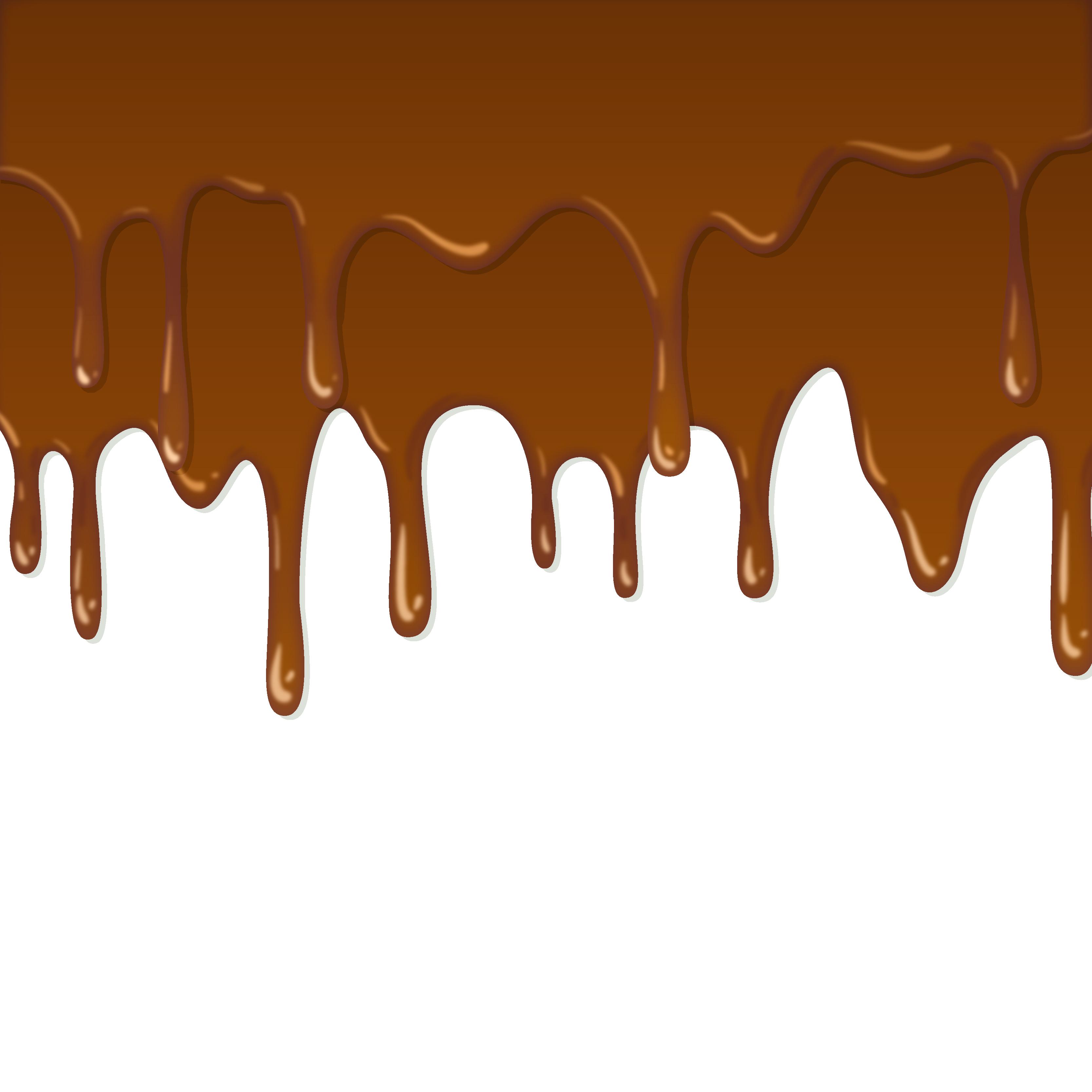 картинка как стекает шоколад подберут
