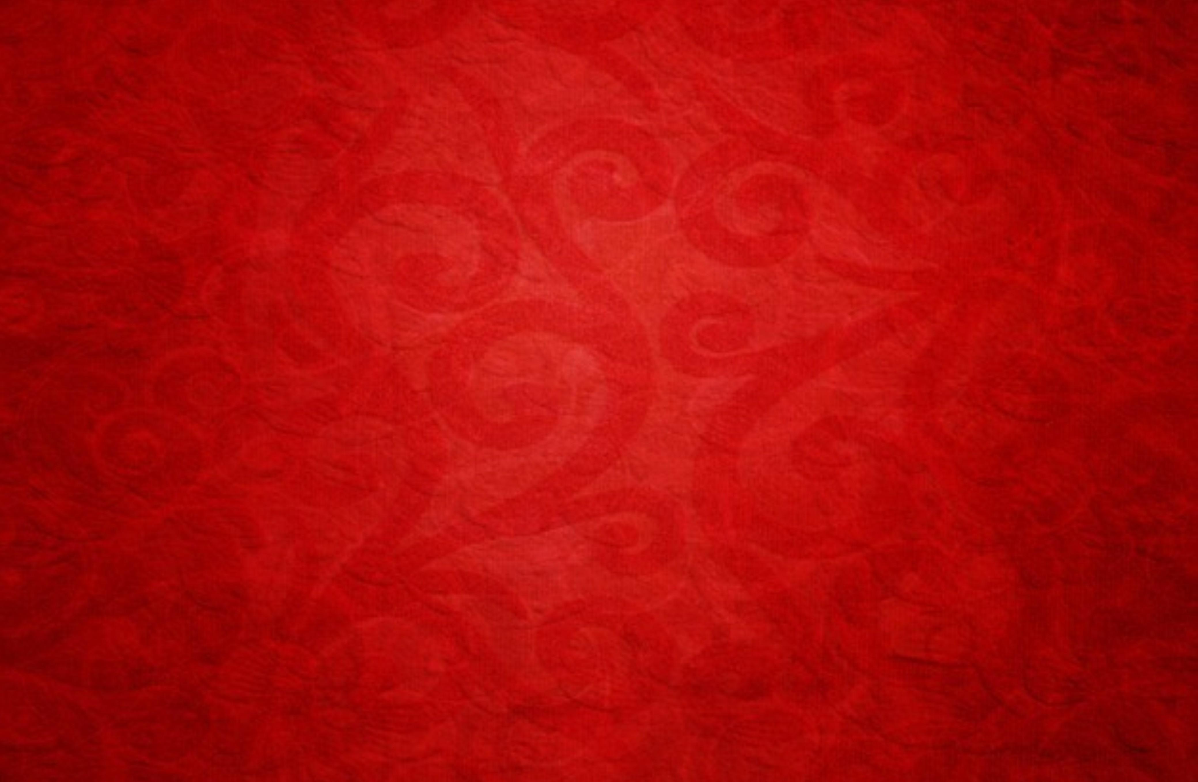 um fundo vermelho com flores fantasia vermelho flores