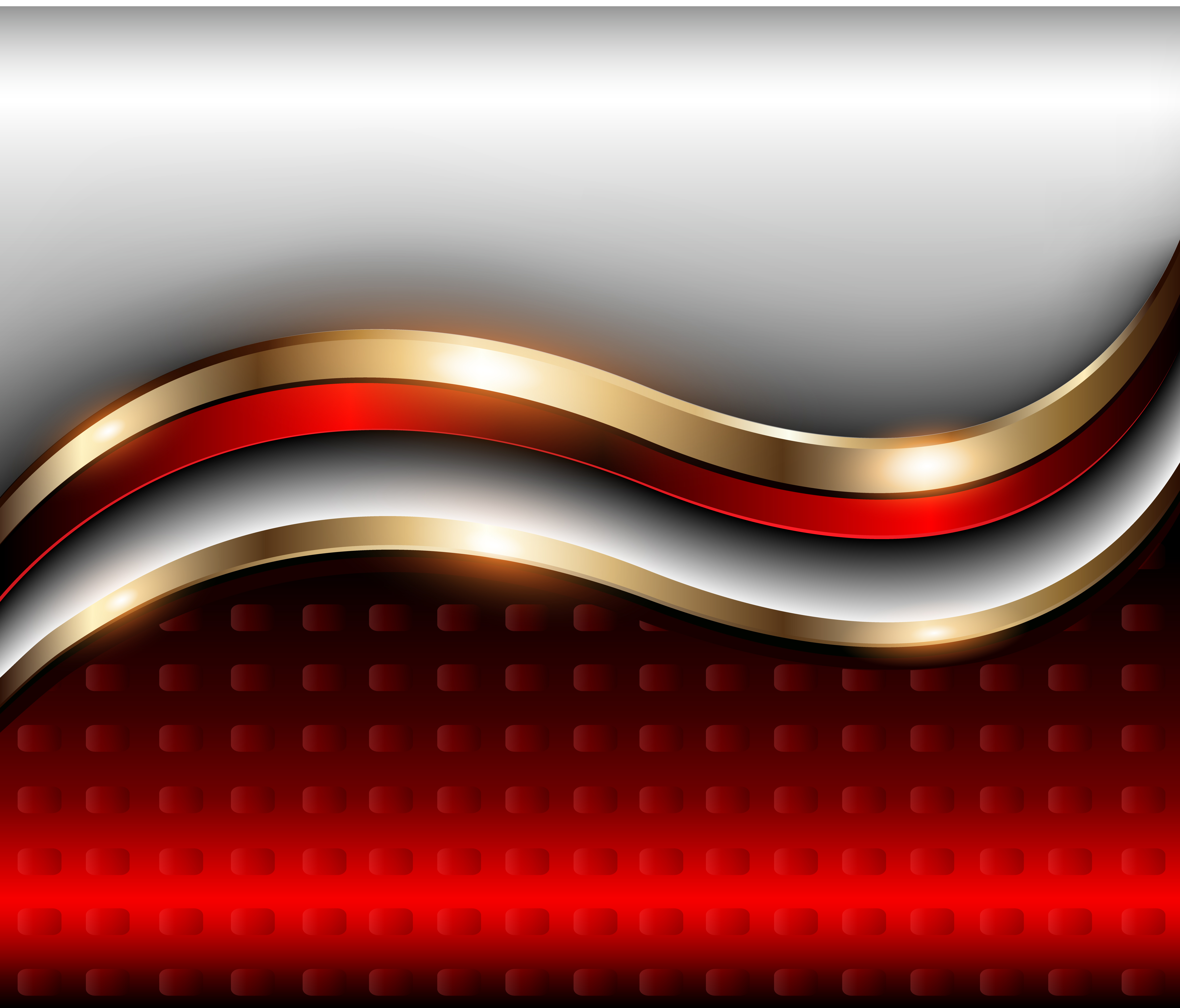 silver red dynamic background vector curve  silver  red