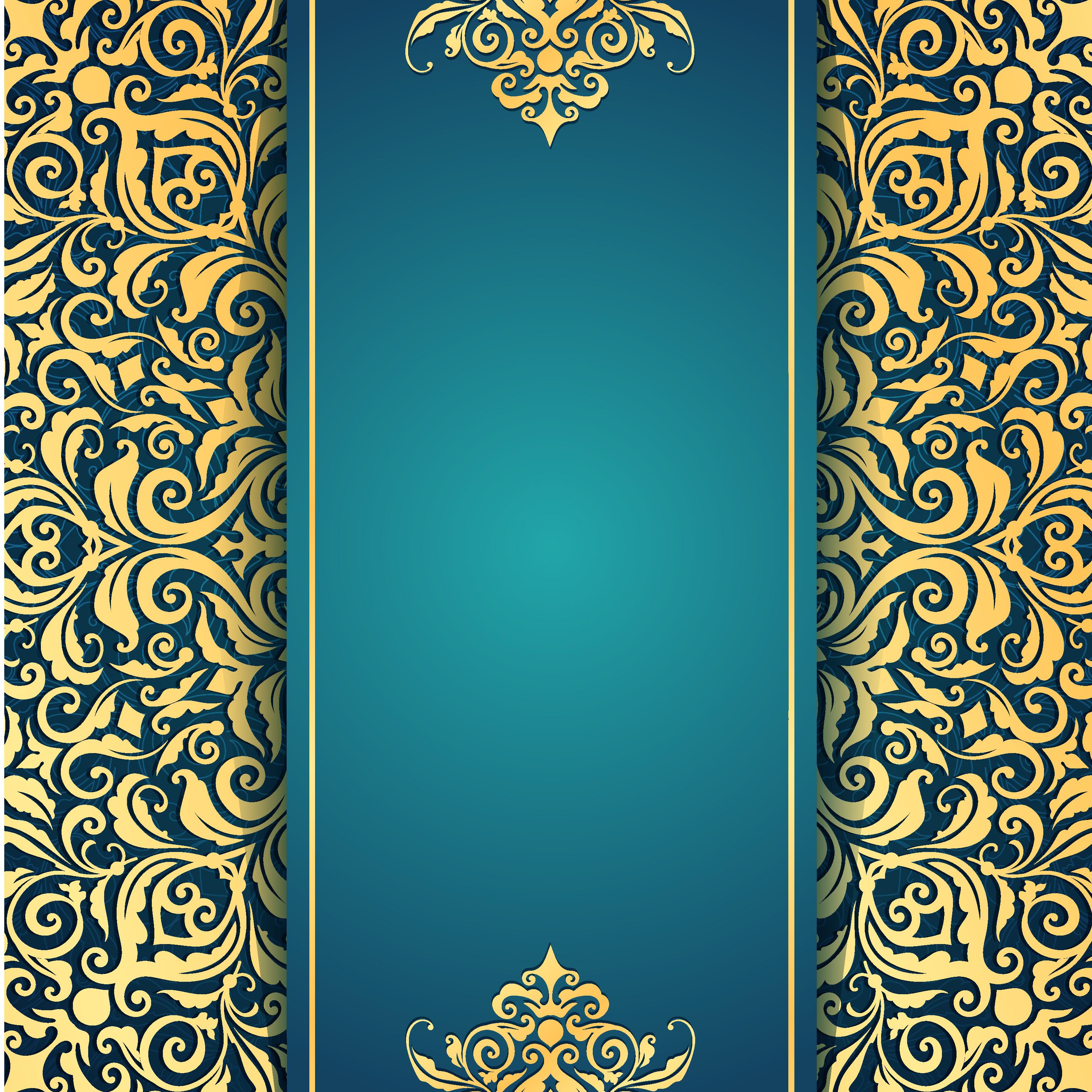 arabesco floral padr u00e3o sem costura background retro papel